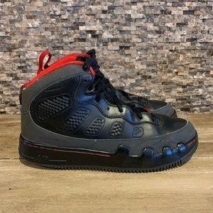 "Jordan AJF 9 ""Bred"" 352753-061 Mens Size 8.5"
